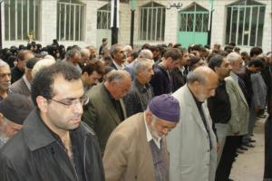 مسجد روستا ی انزها