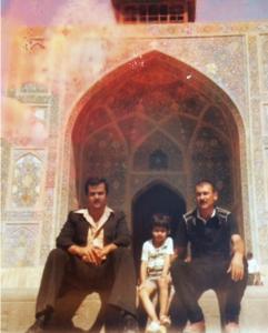 ولی و محسن ابوحمزه