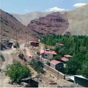 روستای انزها